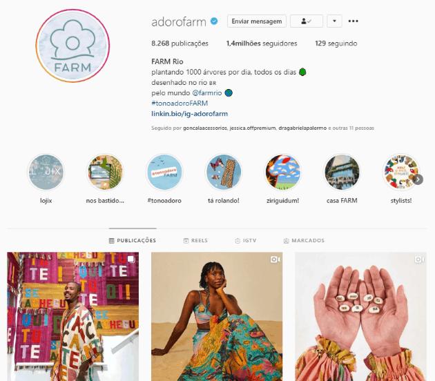 insatagramdemodafeminina2 - Instagram de moda feminina: desperte a atenção e aumente a conversão!