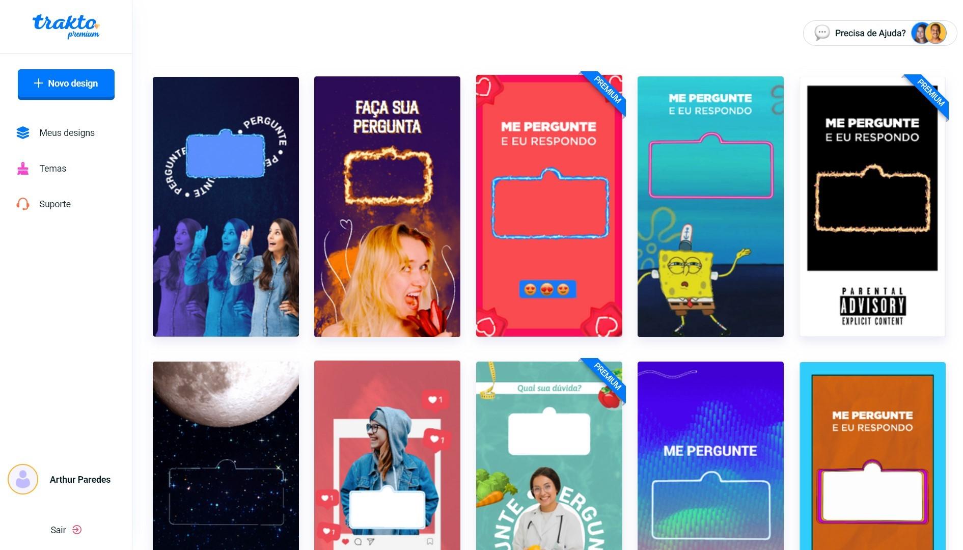 trakto galeria perguntas caixa instagram - 23 modelos para caixa de perguntas do Instagram para se inspirar