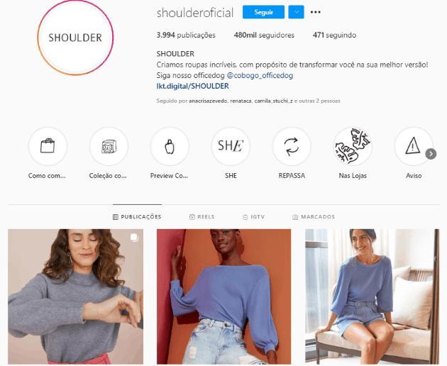 comocriarconteudodemodanoinstagram5 - Como criar conteúdo de moda no Instagram e atrair olhares como um desfile?