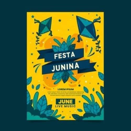 posterdefestajunina2 - Poster de festa junina: ideias e exemplos muito além do quentão!