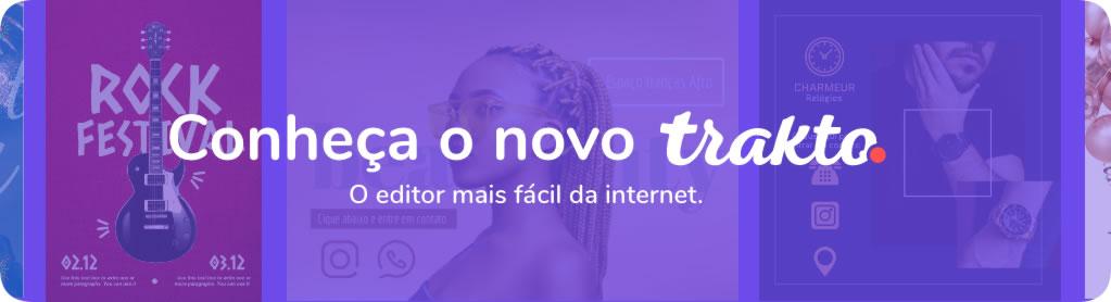 Trakto: o editor mais fácil da internet