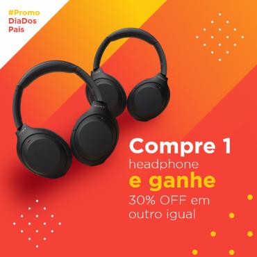 Post Headphones do Papai clone 370x370 - Modelos de posts para o dia dos pais para Facebook e Instagram