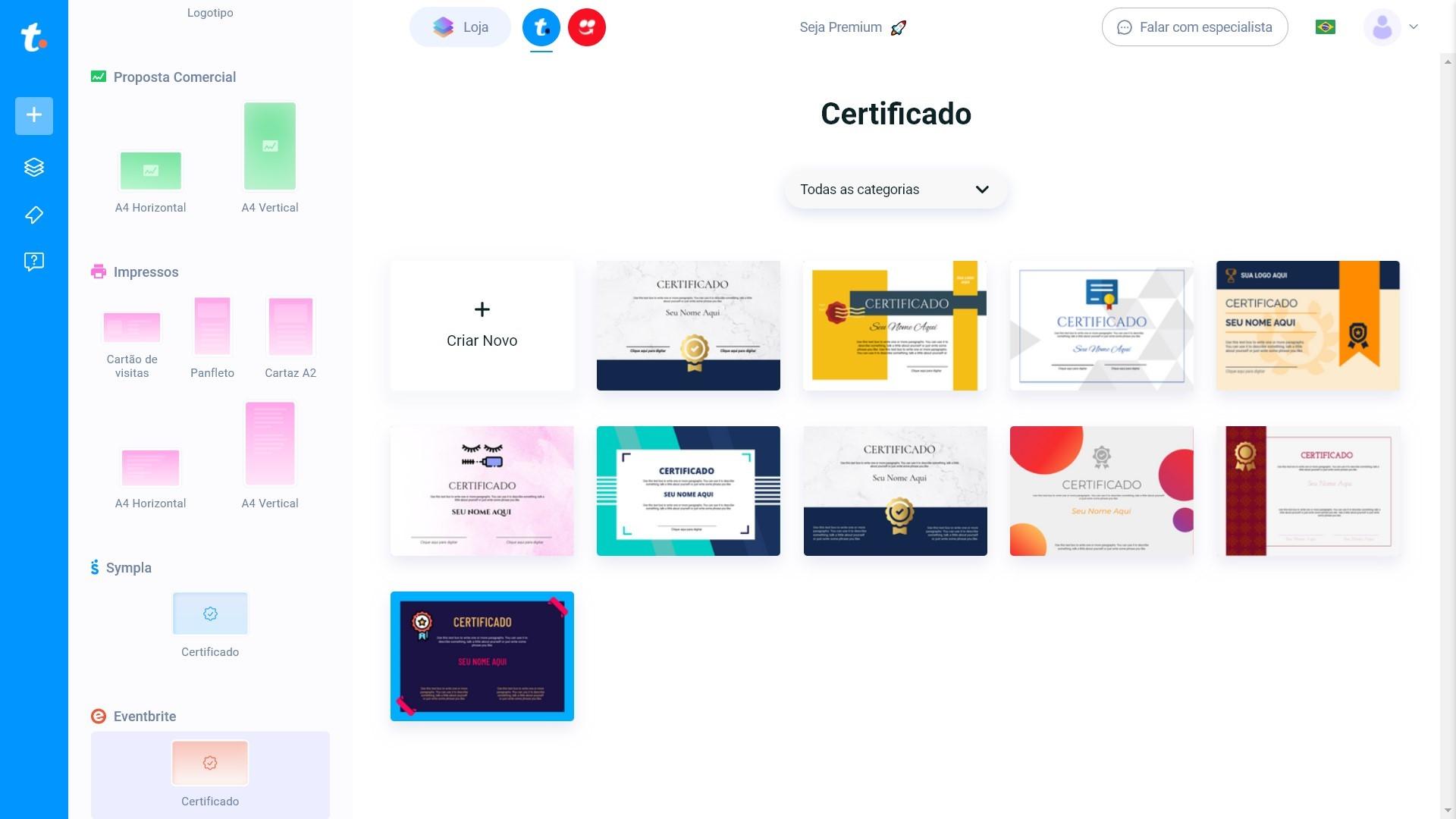modelos certificado curso trakto - Modelos de certificado de curso online ou presencial prontos para usar